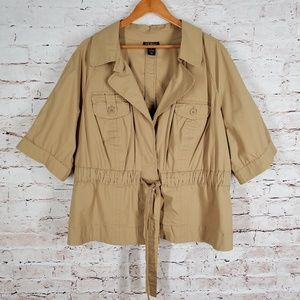 Lane Bryant Jacket Size 24